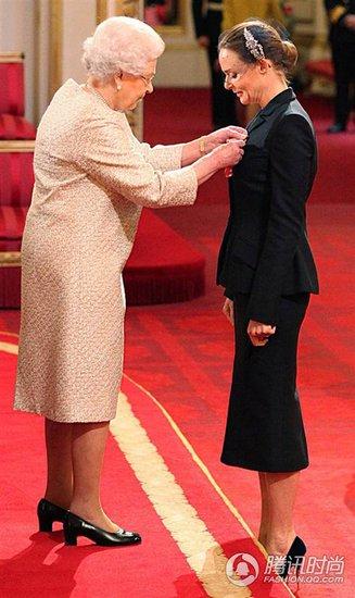 Stella McCartney获皇家勋章