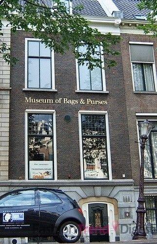箱包博物馆:阿姆斯特丹不容错过