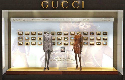Gucci全新数码旗舰店开幕