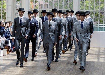 男装崛起 男士也需要大衣柜了