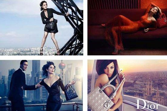 Lady Dior包最新广告亮相