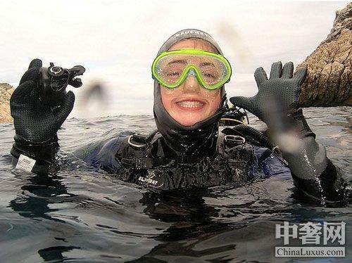 潜水教程 下潜前的五个准备