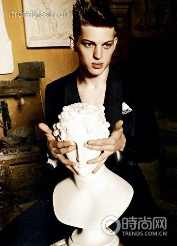 在时尚圈 如何成为超级模特