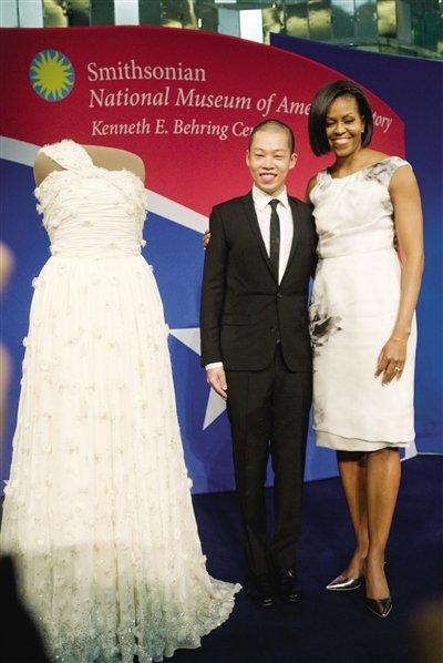 """""""第一夫人""""为中国设计发声"""