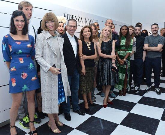 Fidenza携手《Vogue》打造设计师甄选