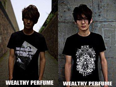 WEALTHY PERFUME发布全新单品
