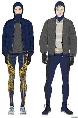 H&M将为瑞典奥运队员设计队服