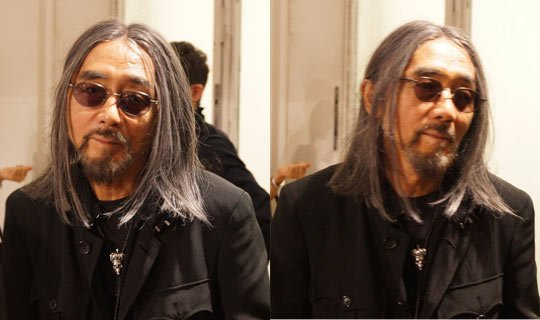 腾讯专访:山本耀司谈女儿与时装艺术