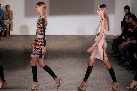 巴黎时装周新设计师崛起