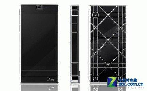 78万天价手机 Dior Phone