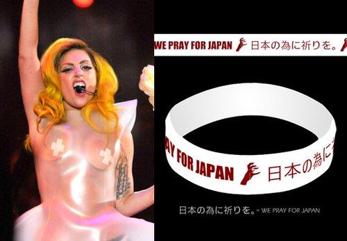 时尚界向日本地震伸出援手