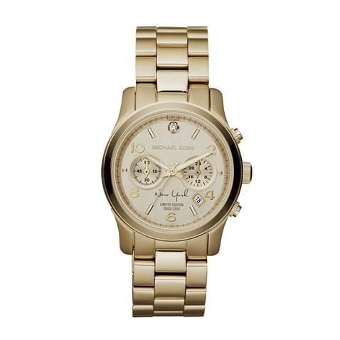 Michael Kors推出限量版腕表