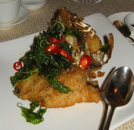 上海:四季轩中餐馆的美食汇