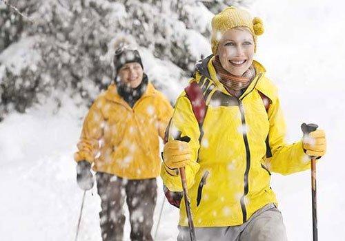 滑雪前必做的几项准备运动