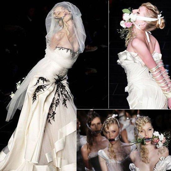 时尚界在推崇虐恋亚文化?丝袜情趣穿操图片性感美女被图片