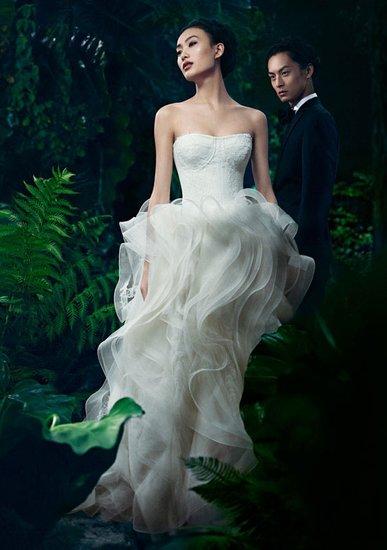 Vera Wang婚纱试穿需付3千元