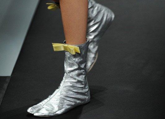 米兰时装周:Prada刮起日系风