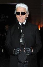 老佛爷Karl Lagerfeld