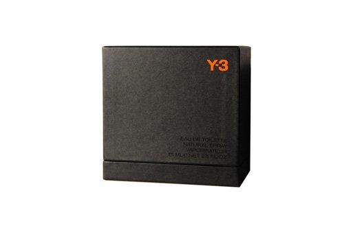 Y-3发布首款男香BLACK LABEL