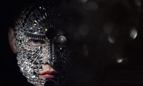 香奈儿全新视觉创意彩妆视频