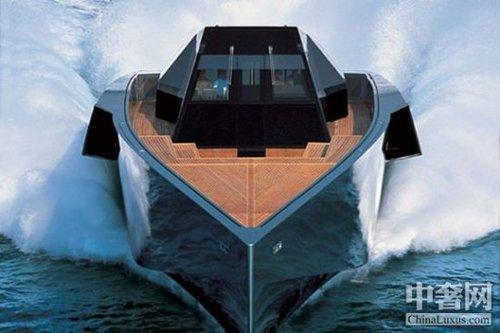 世界十大豪华游艇品牌(图)