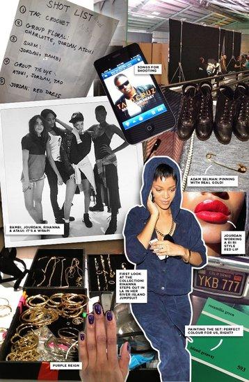 流行天后Rihanna首秀将登场
