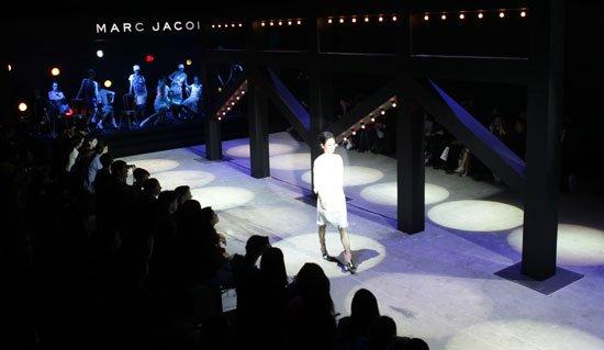 MARC JACOBS 2012春夏北京秀