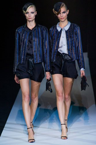 2013秋冬米兰时装周即将开跑 中国设计师王培沂压轴首秀