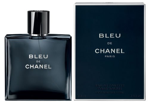 chanel blue for men