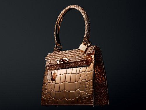 爱马仕史上最贵手袋售价千万