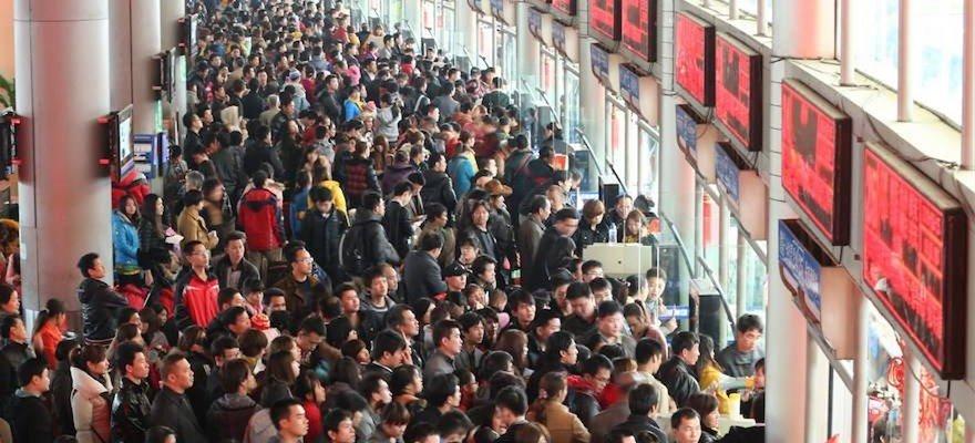 铁路春运首轮售票高峰平稳度过 旅客体验改善