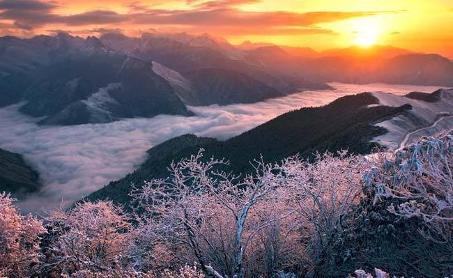 雅安硗碛多彩藏乡风情 夹金山脚下避世净土