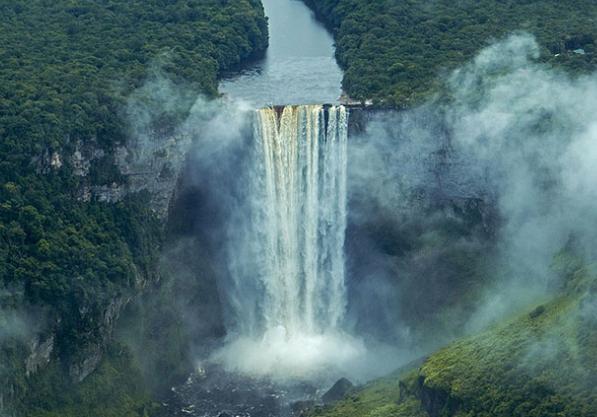 世界最美的瀑布之一,绝大部分人都还不知道