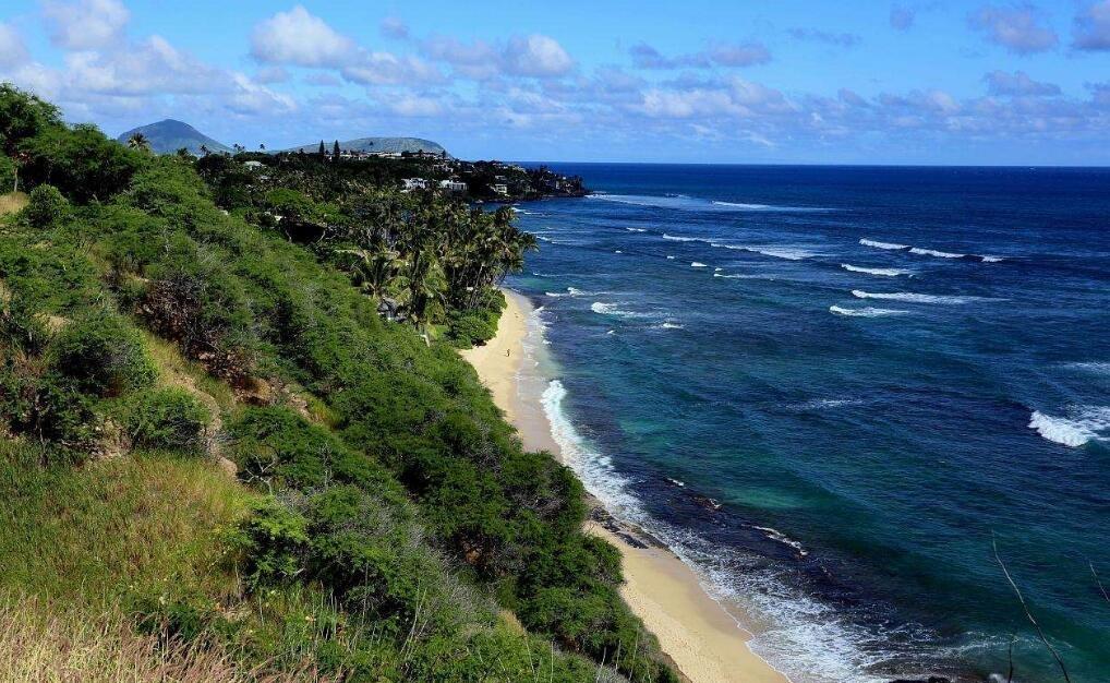 夏威夷6.9级地震