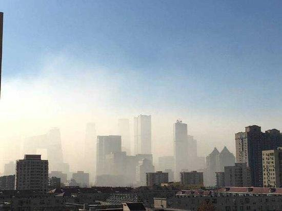 """环保部将首次发布空气恶化""""十大""""城市名单"""