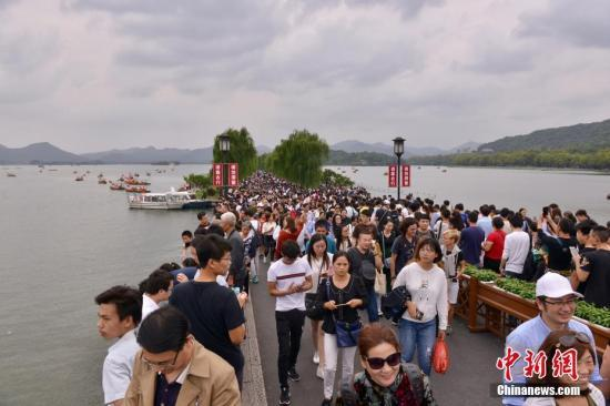 国庆中秋长假过半4.61亿人次出游 旅游市场秩序井然
