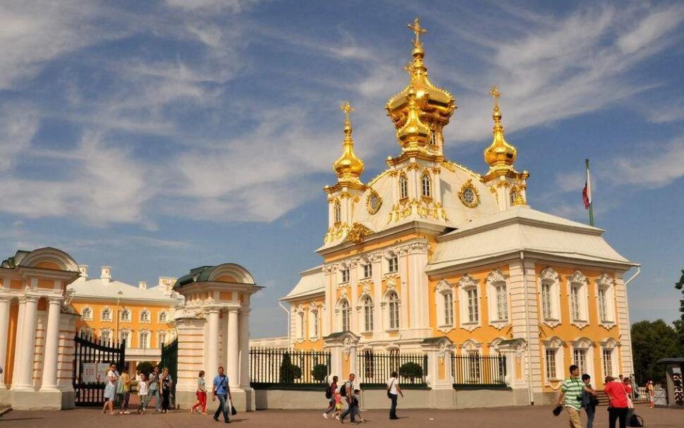 中俄旅游合作风景这边正好