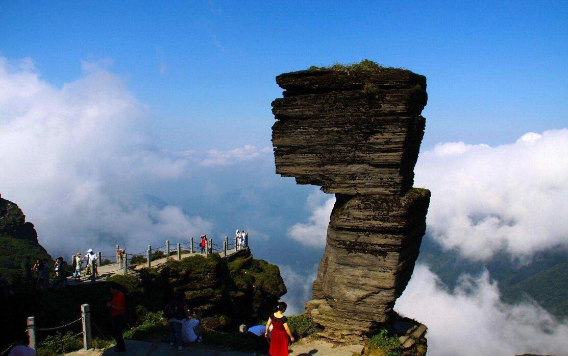 中国梵净山申遗后:日游客接待量不得超23480人