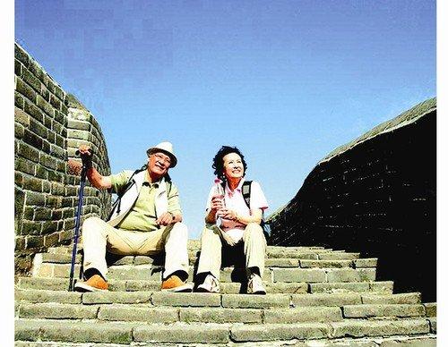 我国老年人旅游潜力极大 旅游市场刚刚起步