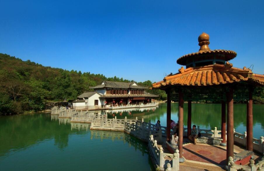 滁州市旅游局开展文明旅游、法治文化宣传进景区活动