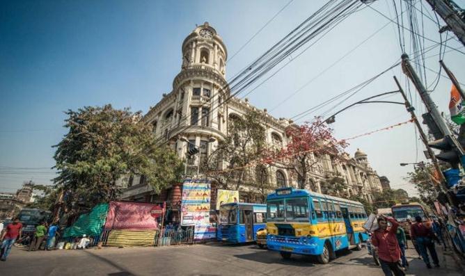 印度加尔各答英殖民时期遗留的景点,不得不看