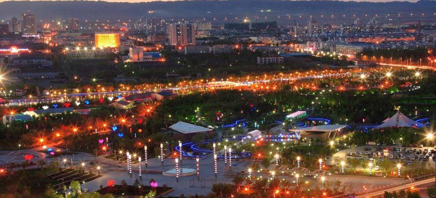 克拉玛依:借城市转型发展全域旅游