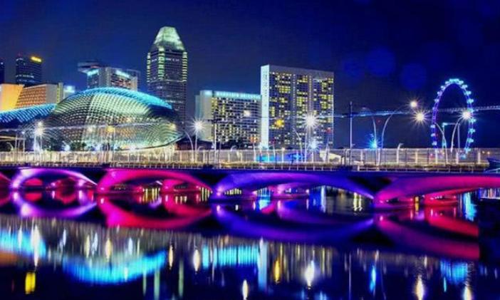 新加坡为什么如此安全干净