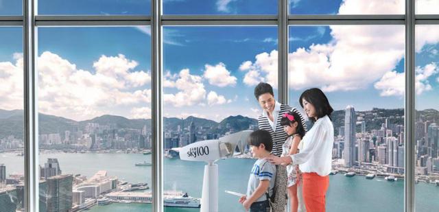 """香港欢乐家庭游!感官探索之旅,Fun享一""""夏""""!"""