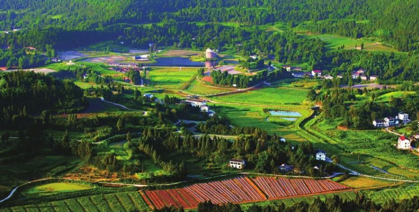 环保部公布46个第一批国家生态文明建设示范市县