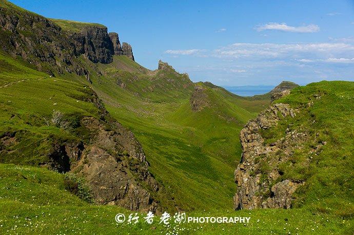 天空岛魔幻世界是苏格兰的精华,《普罗米修斯》的拍摄地