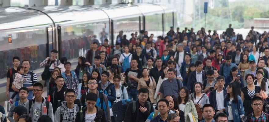 春运回程增开列车 车票票价最低可打八折