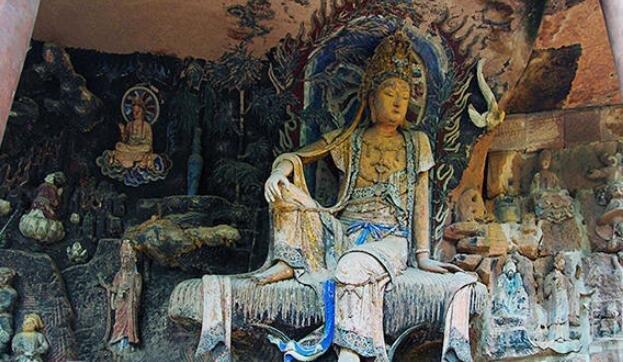 """中国最美千年石刻观音竟成韩国人心目中女神 被誉""""东方维纳斯"""""""