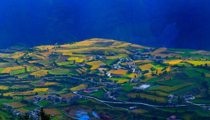 秘境九龙:藏彝走廊 折皱里的人间仙境