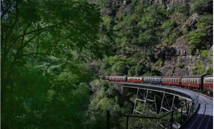 搭乘南半球最长的缆车,探秘世界上最壮观的自然奇迹